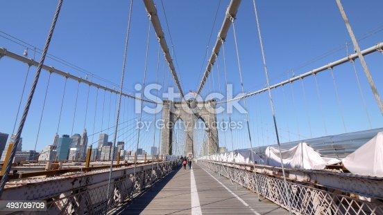 istock brooklyn bridge 493709709