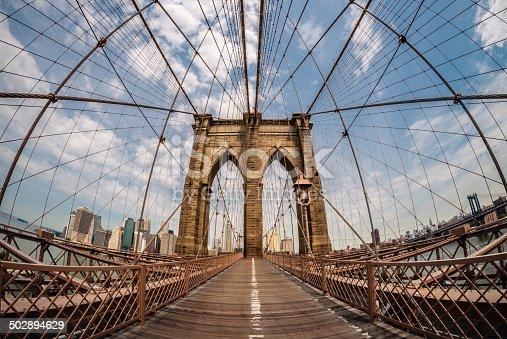 istock Brooklyn Bridge 502894629