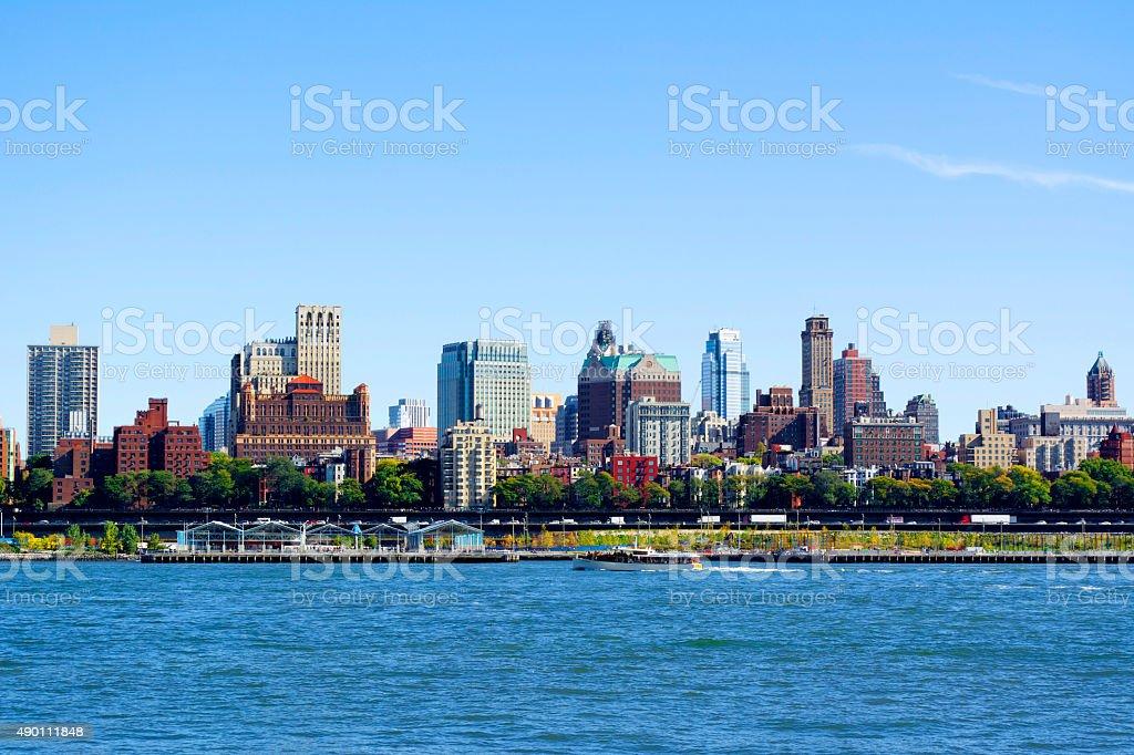 Brooklyn Cityscape stock photo