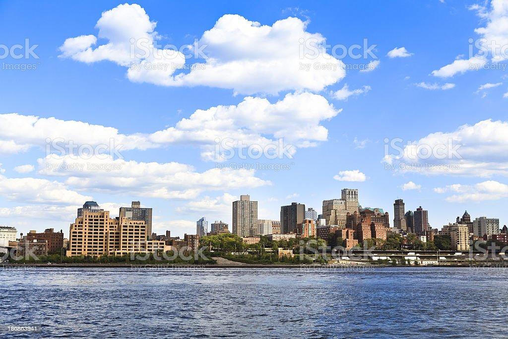 Brooklyn Heights, NYC royalty-free stock photo
