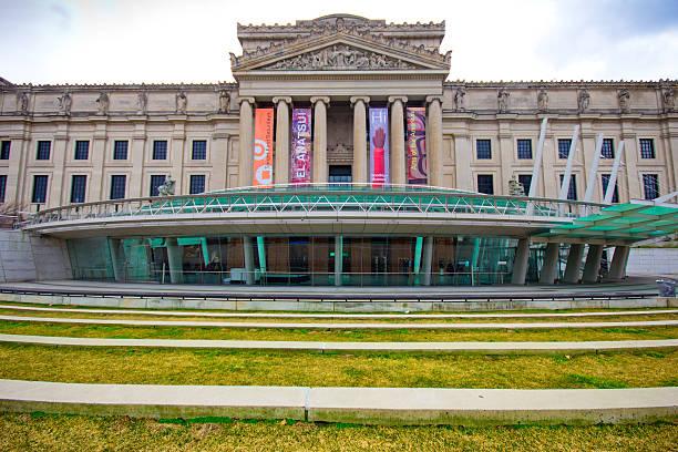 Brooklyn Museum stock photo