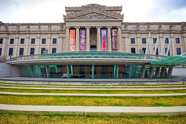 Brooklyn Museum stock photo