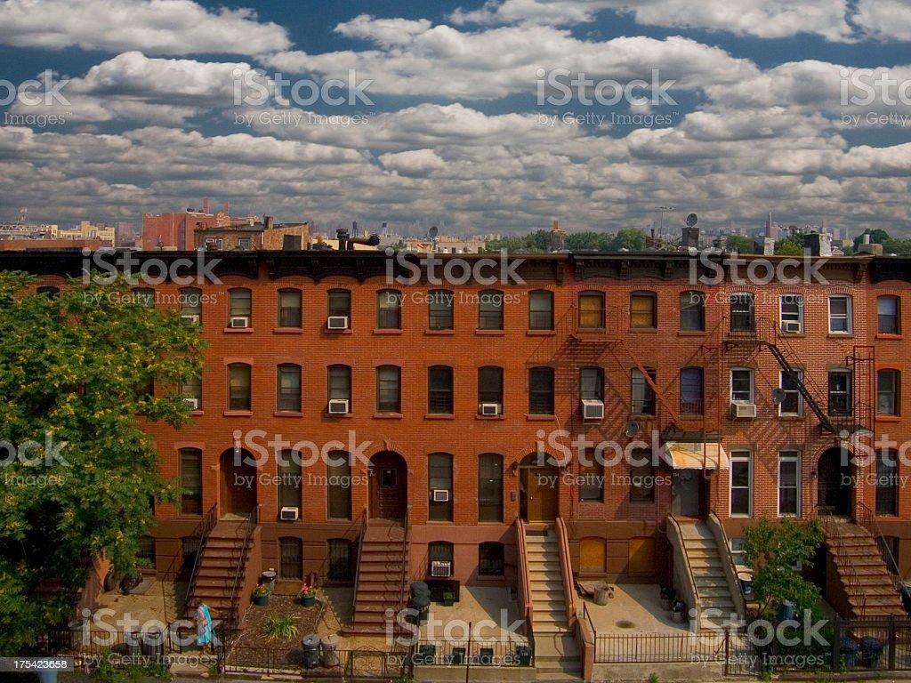 Brooklyn, New York royalty-free stock photo