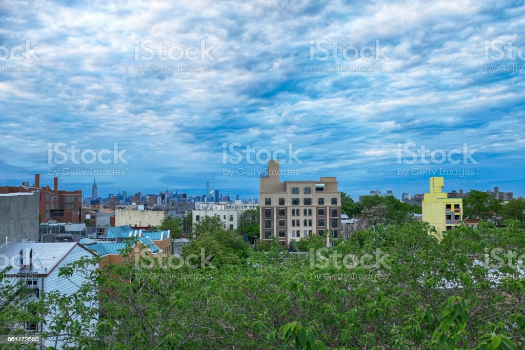 Brooklyn - New York royalty-free stock photo