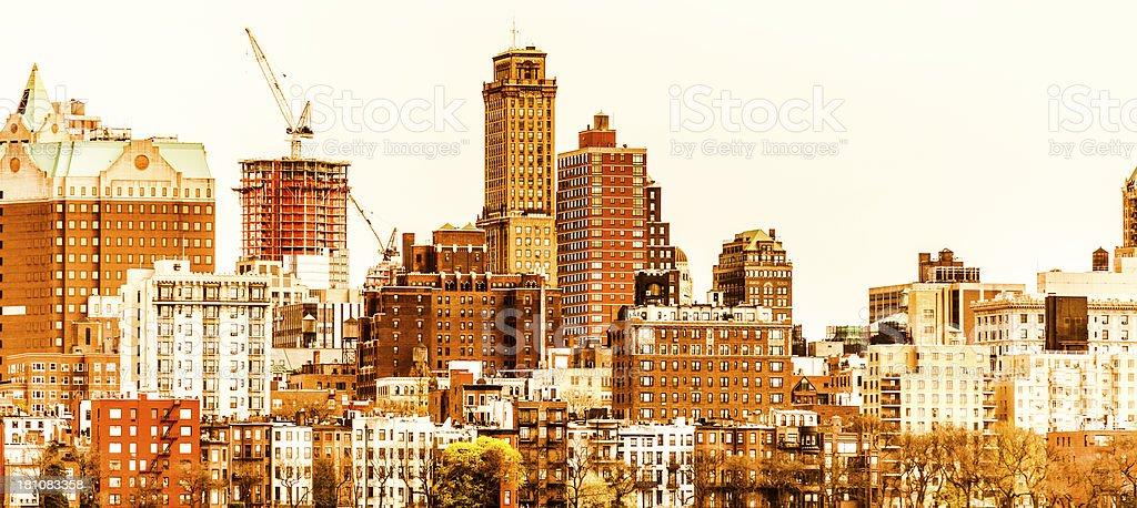 Brooklyn royalty-free stock photo
