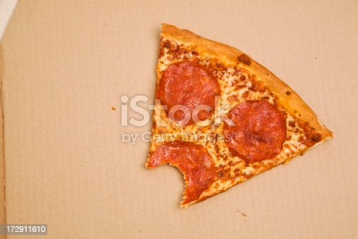 Picture of a Brooklyn Style Pizza in a box.