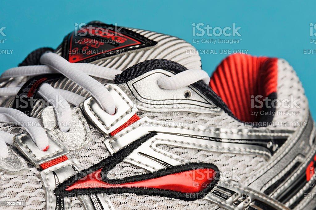 Brooks Running Shoe royalty-free stock photo