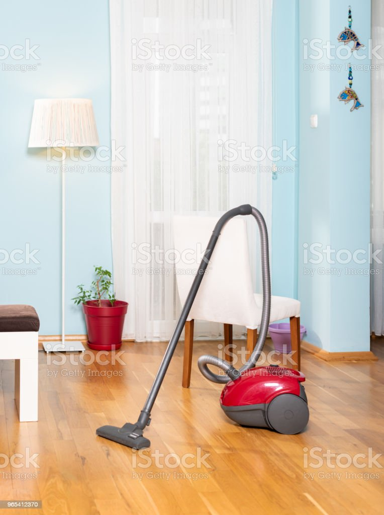 broom machine royalty-free stock photo