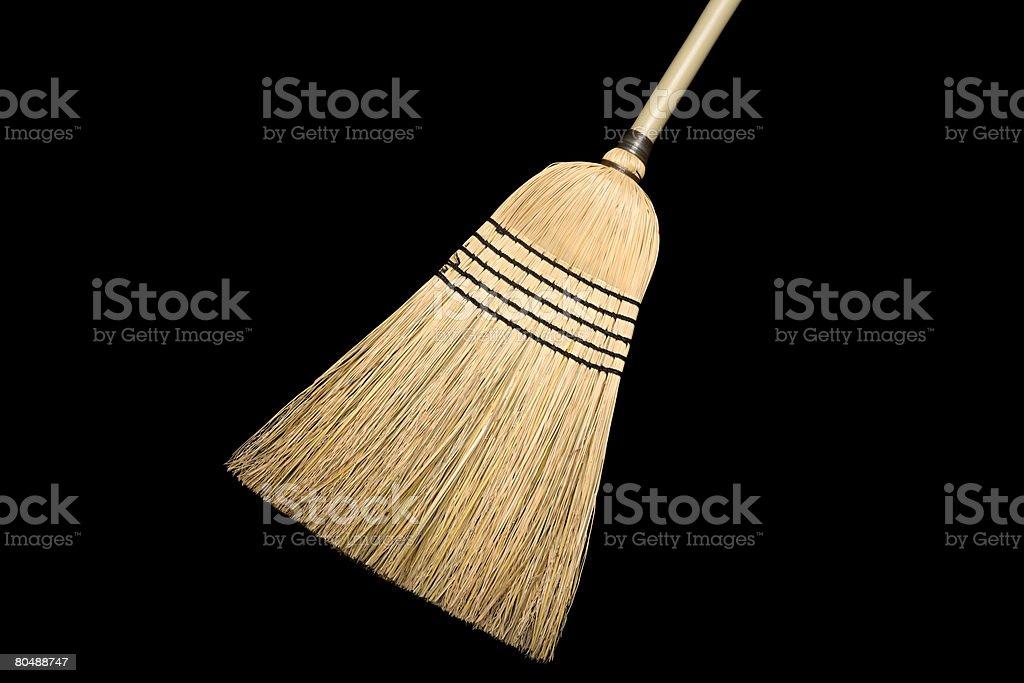 Broom  免版稅 stock photo