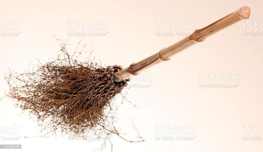 broom2 royalty-free stock photo