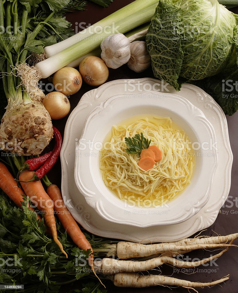 broth royalty-free stock photo