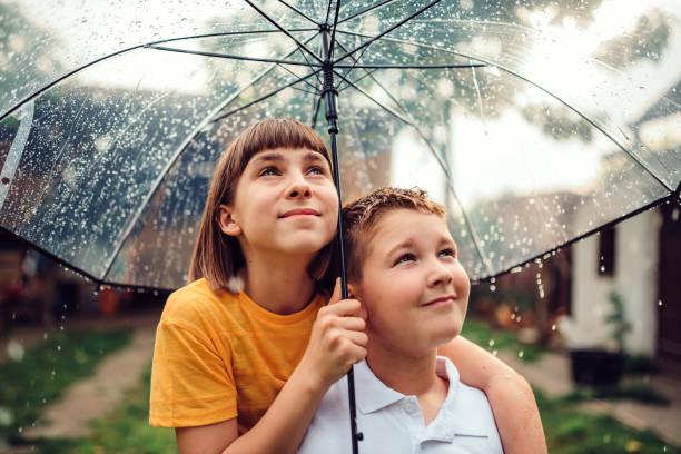 Brother and sister enjoying rain picture id1153918434?b=1&k=6&m=1153918434&s=612x612&w=0&h=fhctoz6kgbls csflmc439kn15jeyisfr1dvfzdp17a=