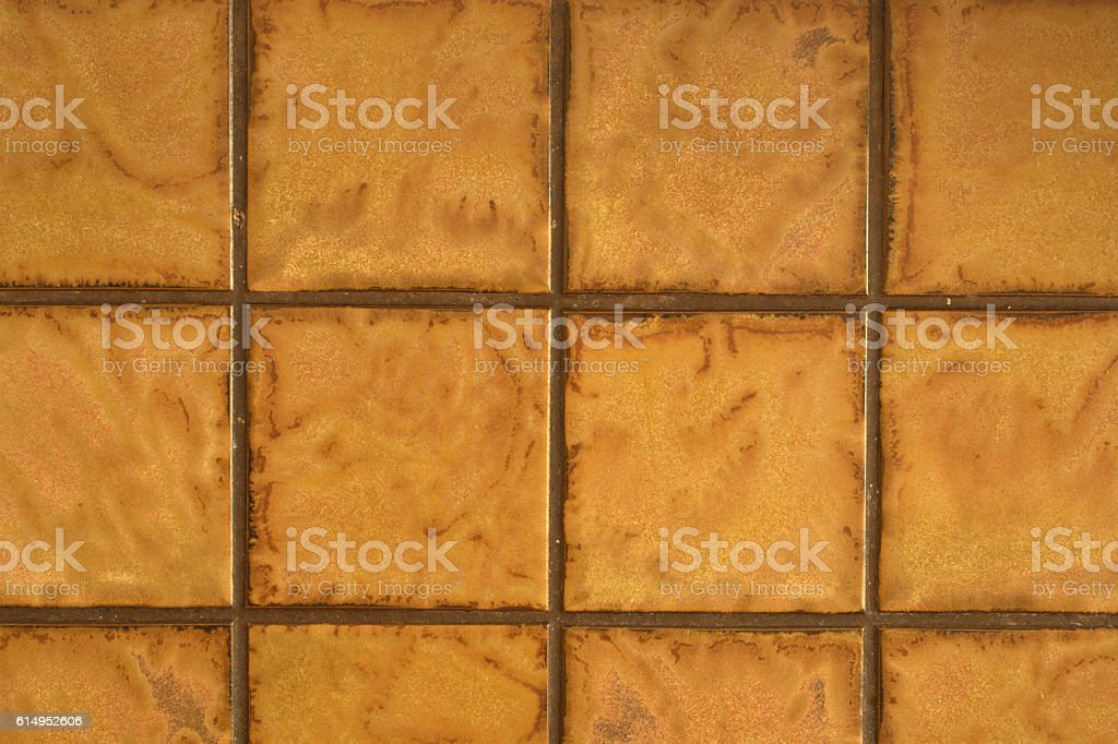 Brown s ceramic tiles texture foto di stock istock