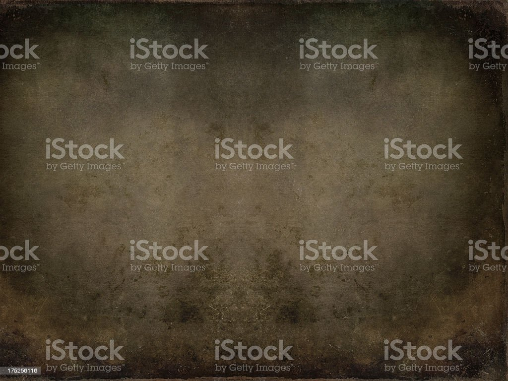 Brown and black mottled background stock photo