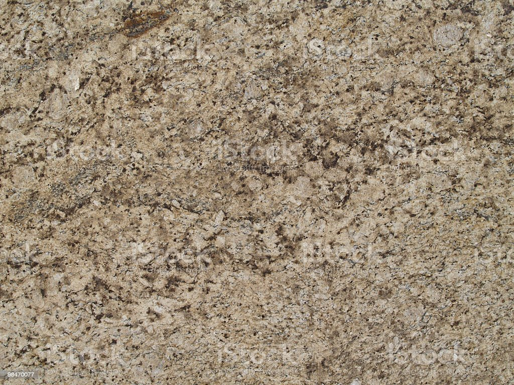 Brown and Tan Marble Texture royalty-free stock photo