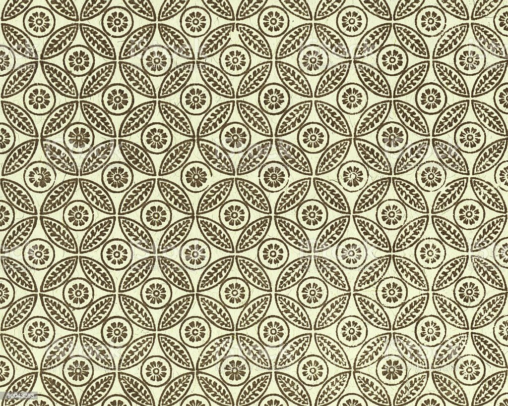 A brown and white antique paper texture royalty-free stock photo