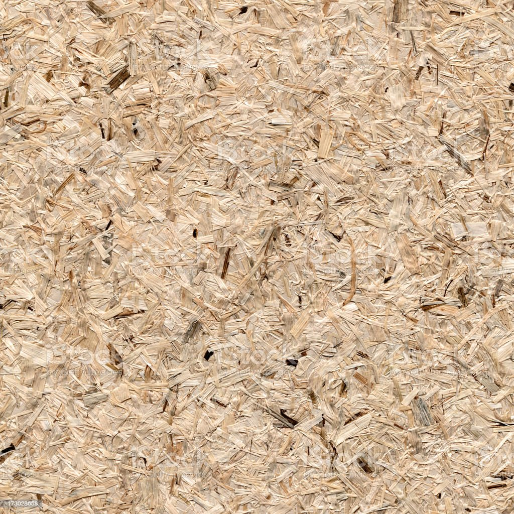 brown and white wood chips stock photo