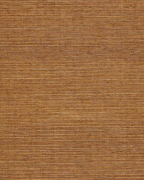 brown korb muster - strohdach stock-fotos und bilder