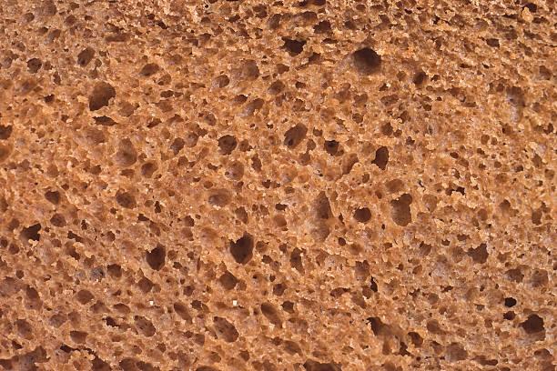 brown bread, hintergrund textur - biskuitboden stock-fotos und bilder