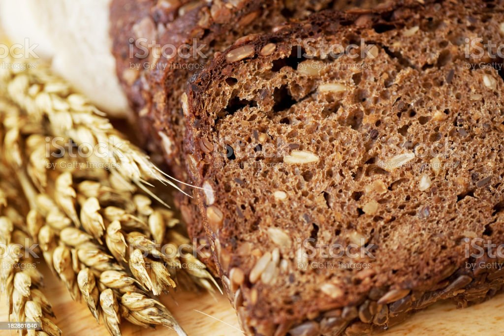 Brown Bread stock photo