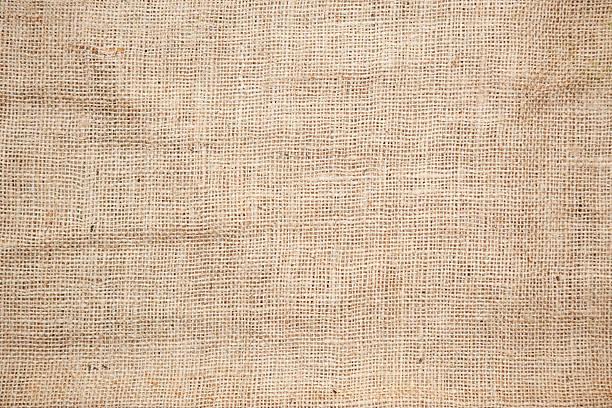 Brown Burlap Texture Background stock photo