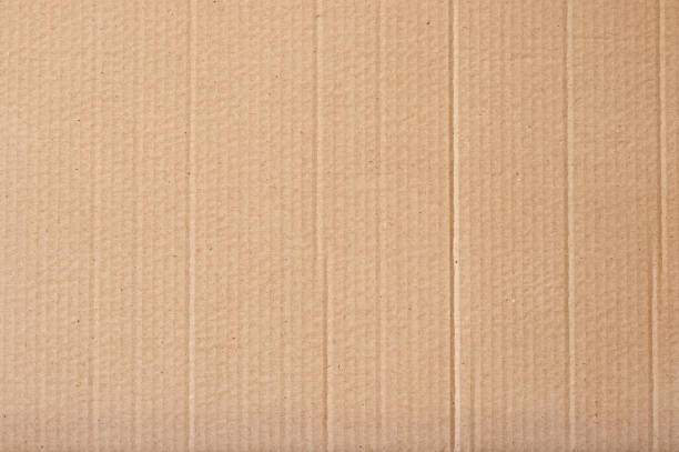brązowe kartonowe tła abstrakcyjne, tekstura pudełka z recyklingu papieru w starym wzorze vintage do projektowania dzieł sztuki. - karton tworzywo zdjęcia i obrazy z banku zdjęć