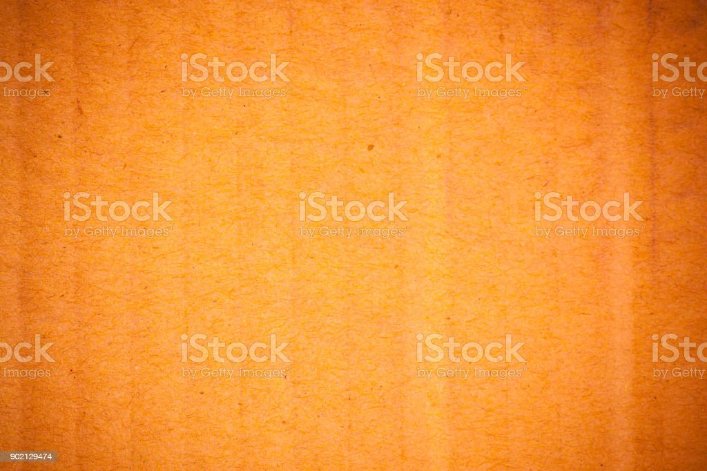 Brown cardboard texture background, Recycled paper background. stock photo