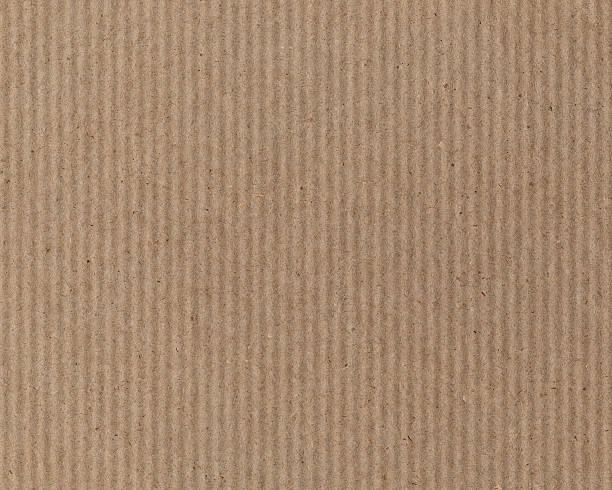 brown cardboard texture stock photo