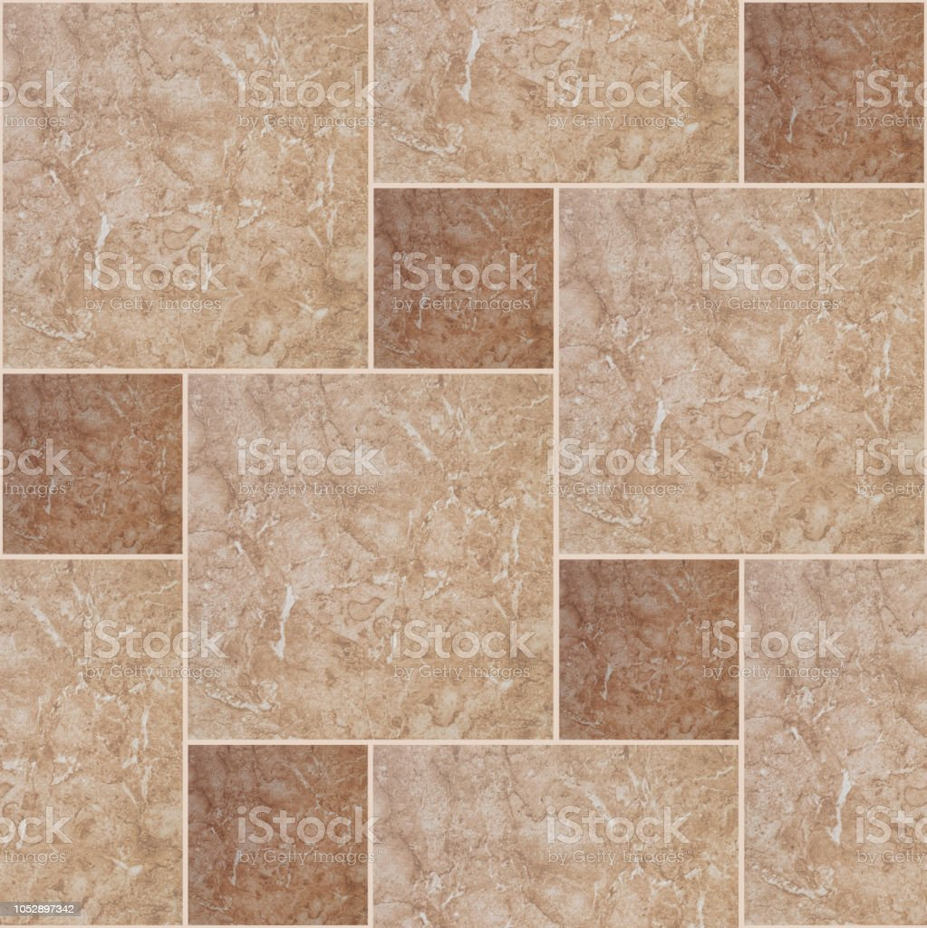 Brown Ceramic Tiles Texture Stock Photo More Pictures Of Abstract