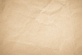 istock Brown color texture pattern abstract background can be use as wall paper screen cover page or for work sheet season paperwork or Christmas festival card backdrop and wrinkle have copy space. 1175377118