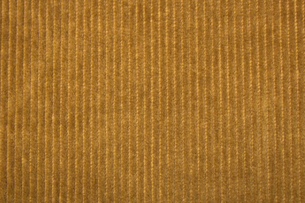 brown corduroy background - corduroy stock pictures, royalty-free photos & images
