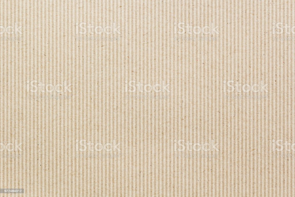 Brown Wellpappe – Foto