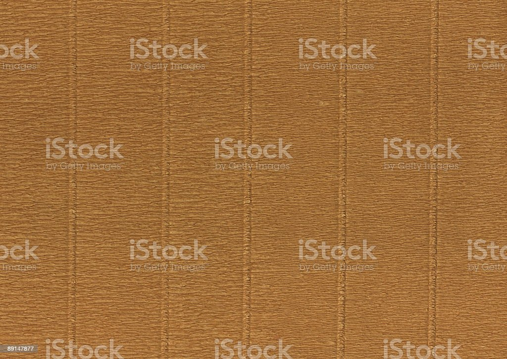 brown crepe paper XXL royalty-free stock photo