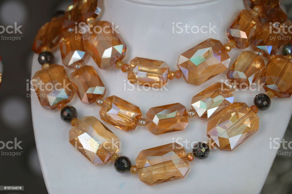brown crystals 免版稅 stock photo