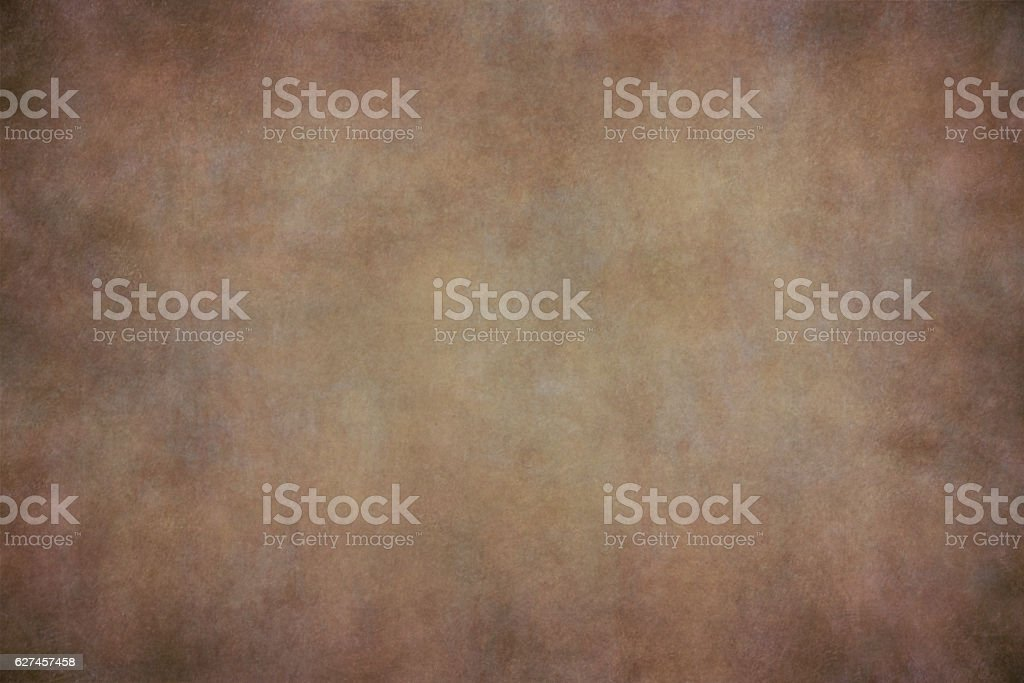Brown dotted grunge texture, background stock photo