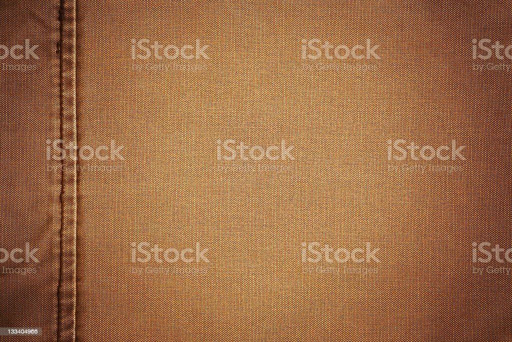 Brown Fabric stock photo