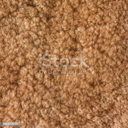 istock Brown Fur Texture. 493609057