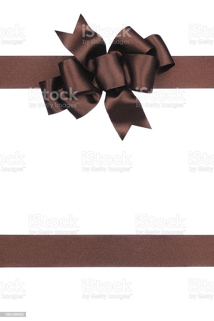 Brown Geschenk Schleife – Foto
