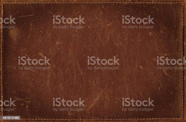 Brown grunge background from distress leather texture with stitched picture id491615480?b=1&k=6&m=491615480&s=612x612&h=undyw2mibhbudixqegabveqz40psp8etumbfuewzi8g=
