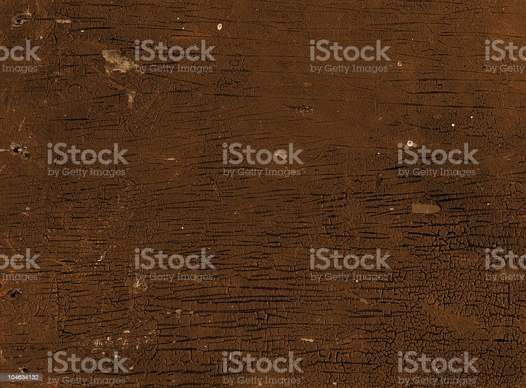 Brown Grunge Crackle Background royalty-free stock photo