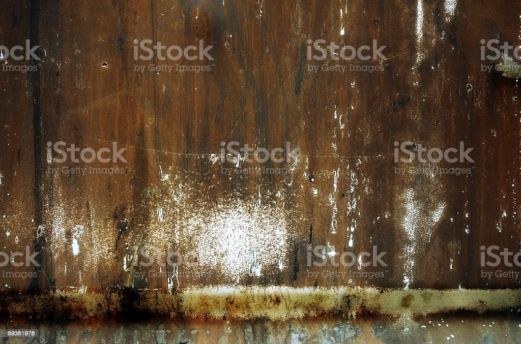 Grunge marrone foto stock royalty-free