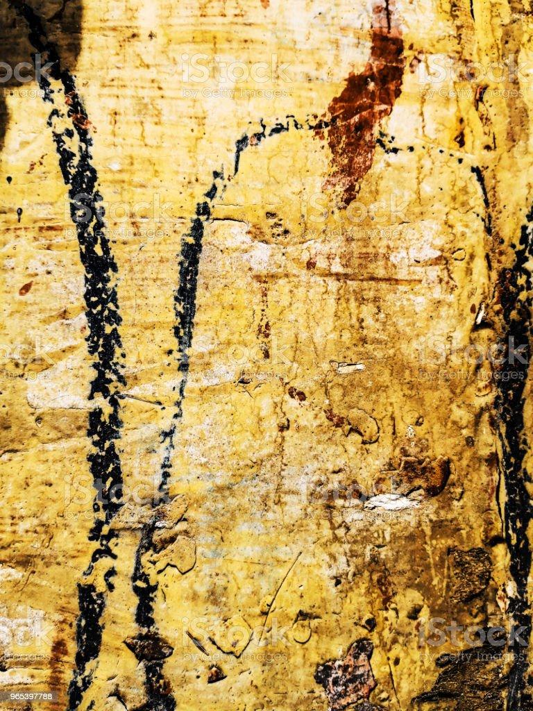 棕蹩腳壁砂岩表面背景 - 免版稅古物圖庫照片