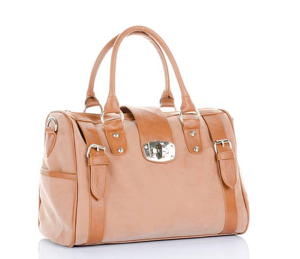 brown Handtasche – Foto