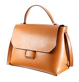 istock Brown handbag 538879328