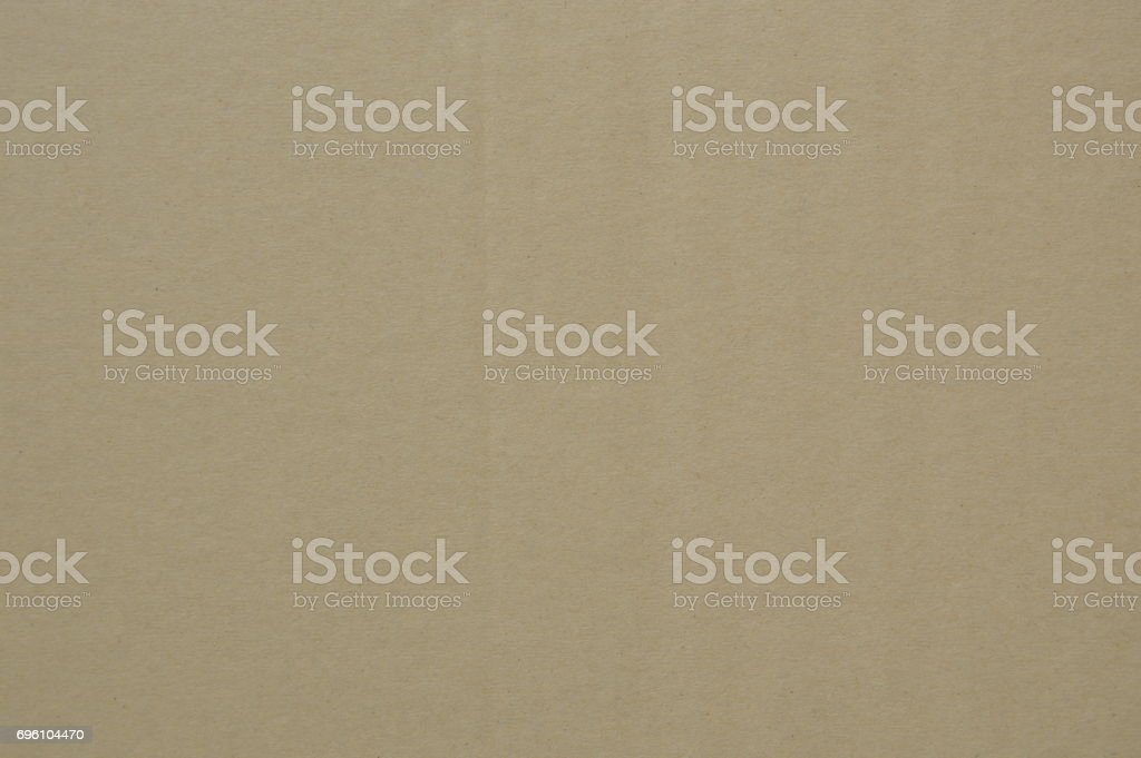 close up of brown hard paper box background and texture