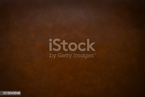 Brown leather as a background