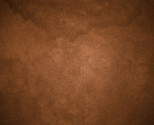 brown leather texture background - brown stock pictures, royalty-free photos & images