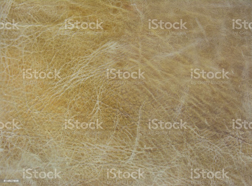 Fundo de textura de couro marrom - foto de acervo