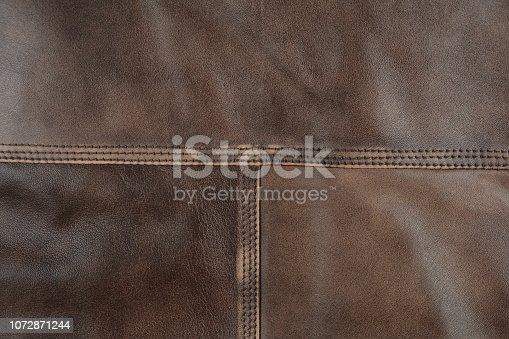 672414164istockphoto Brown Leather Texture 1072871244