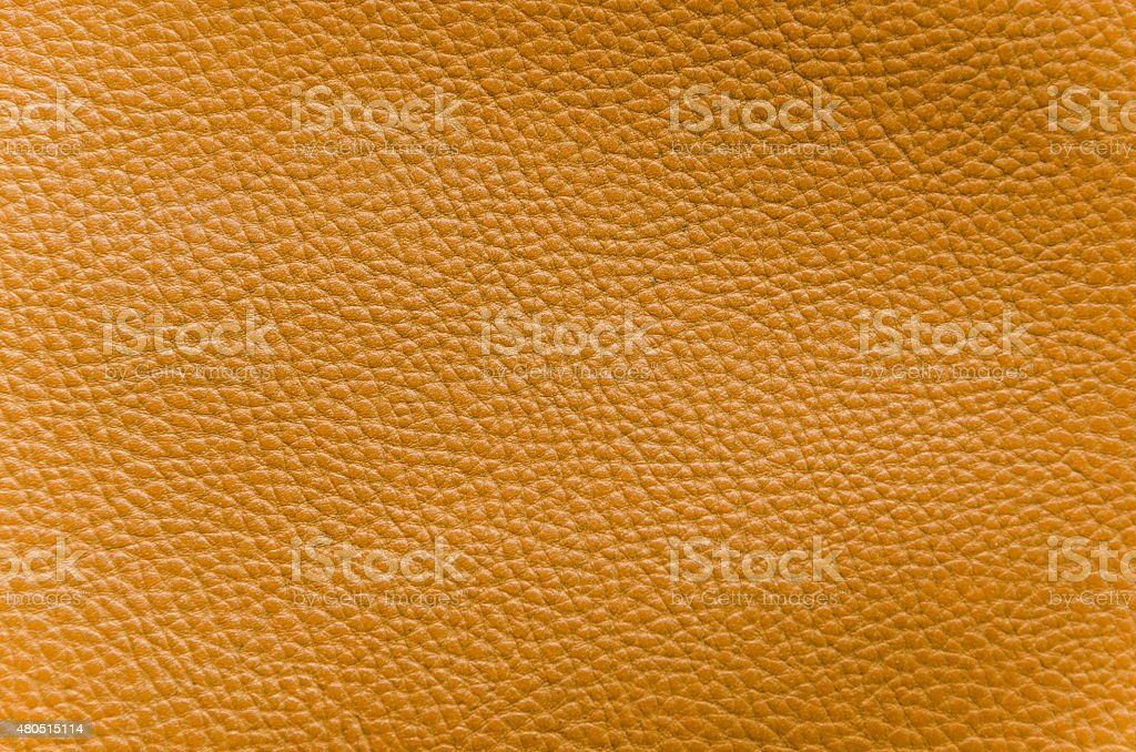 Brown Leather Wallpaper Royalty Free Stock Photo